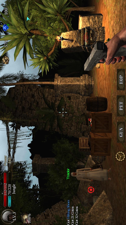 古墓猎手增强版游戏截图