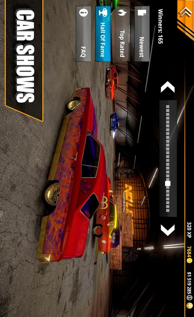 无极限飙车2游戏截图