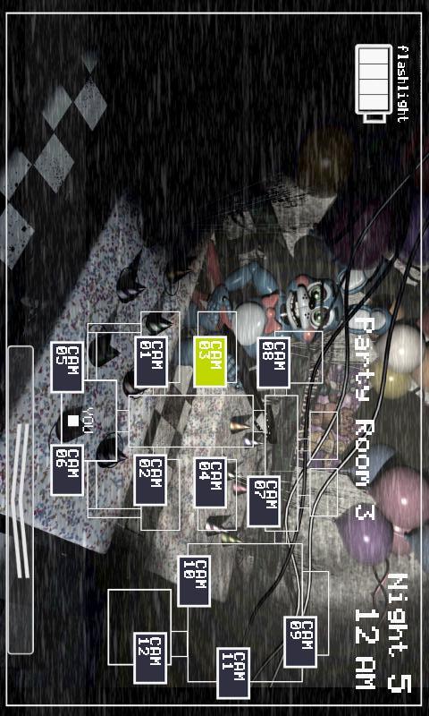 玩具熊的五夜后宫2游戏截图