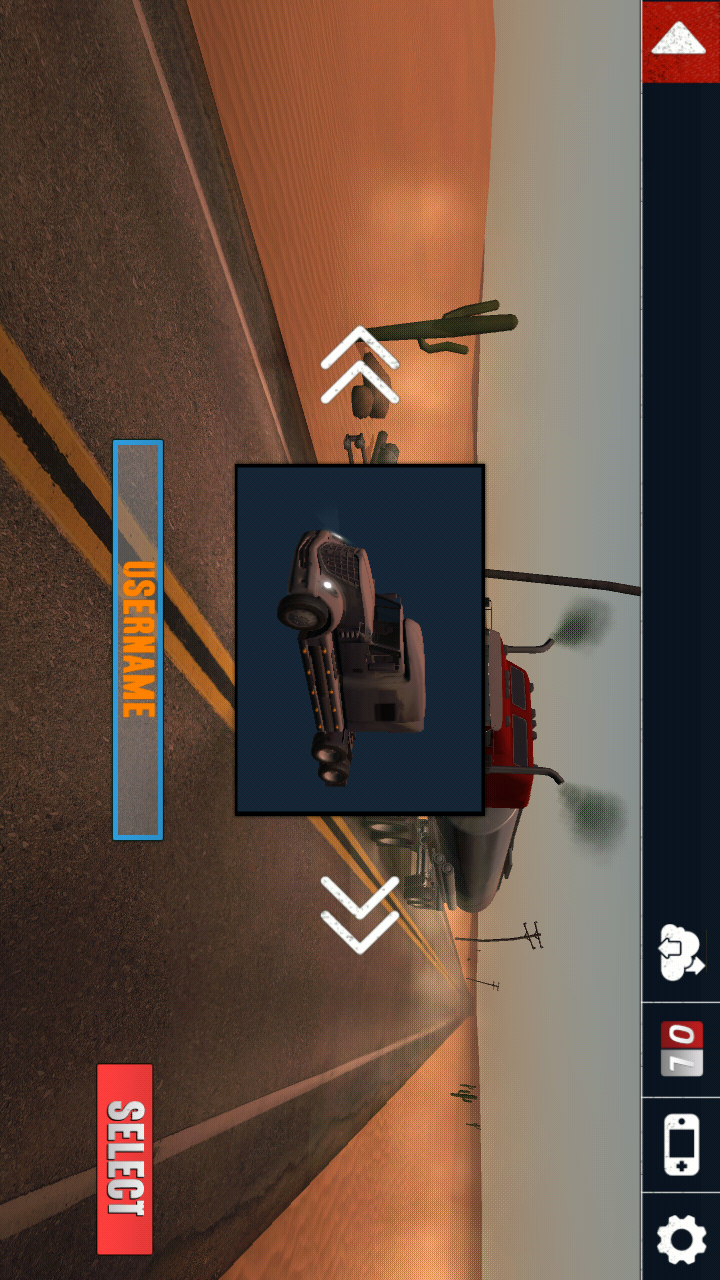 美国卡车模拟(新卡车)游戏截图