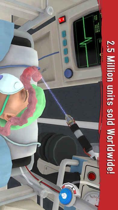 外科医生(模拟手术)游戏截图