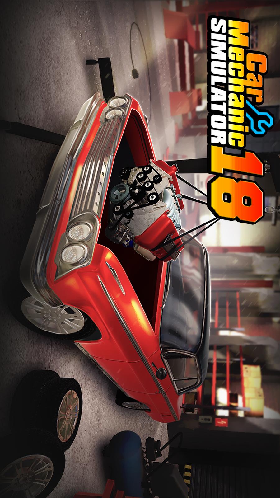 汽车修理工模拟2018游戏截图