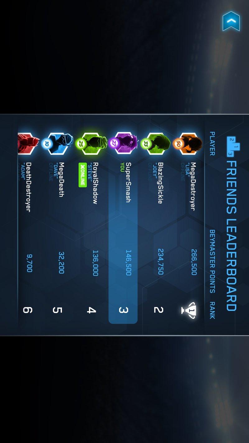 战斗陀螺:爆裂游戏截图