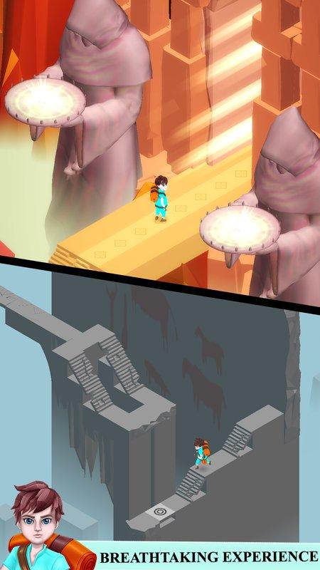 史诗之旅之迷失的山谷游戏截图