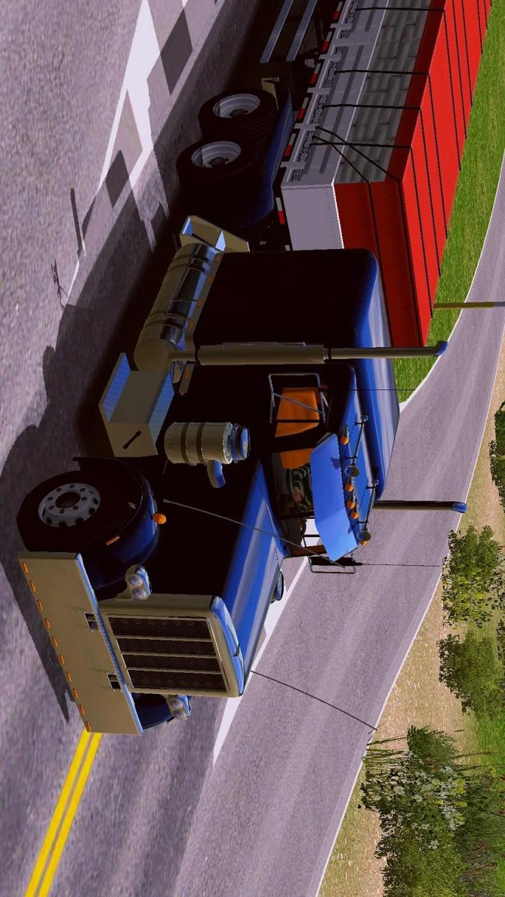 世界卡车驾驶模拟器(新车)游戏截图