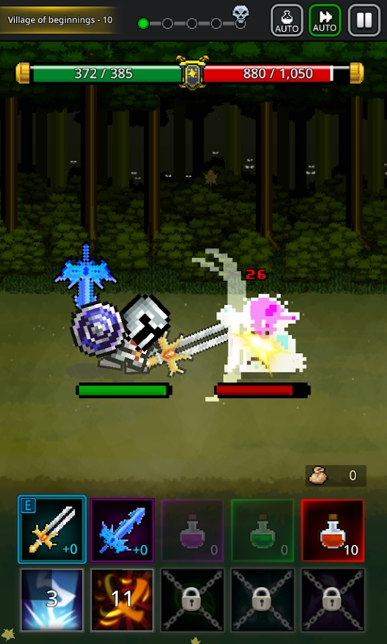 养剑大师(神话武器)游戏截图