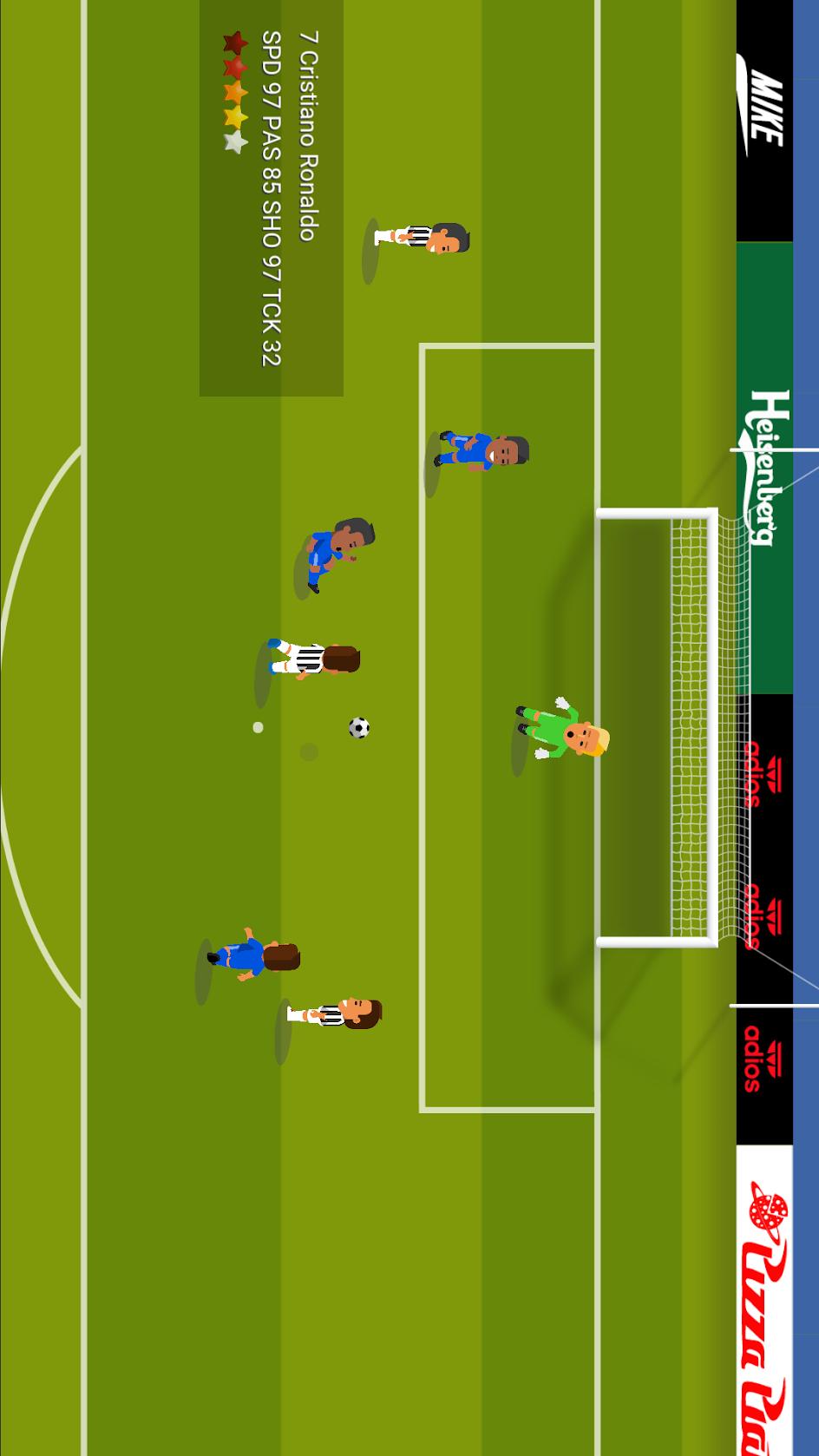 世界足球冠军游戏截图