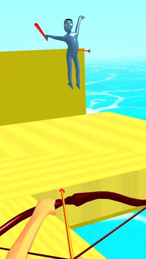 弓箭手英雄3D破解版游戏截图