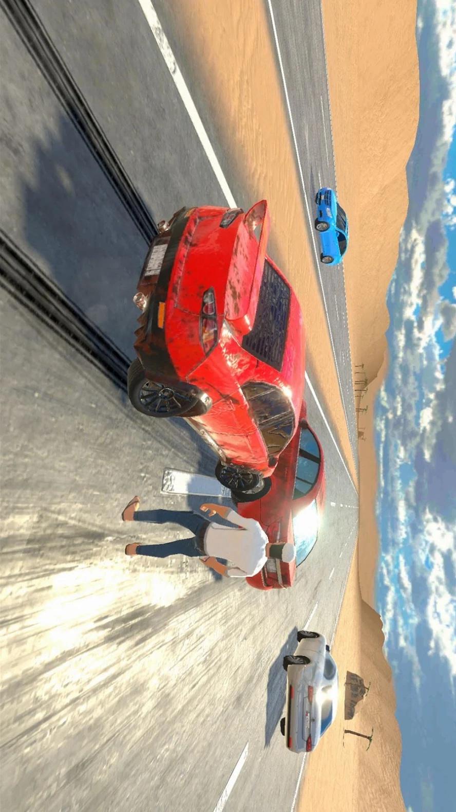 公路狂飙游戏截图