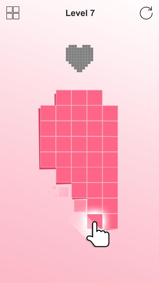 像素对称破解版游戏截图