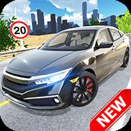 汽车模拟器:城市驾驶图标