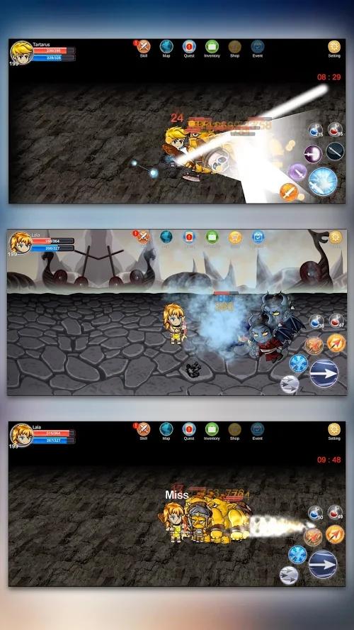 英雄时代游戏截图