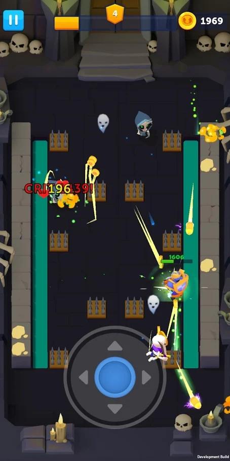 子弹骑士游戏截图