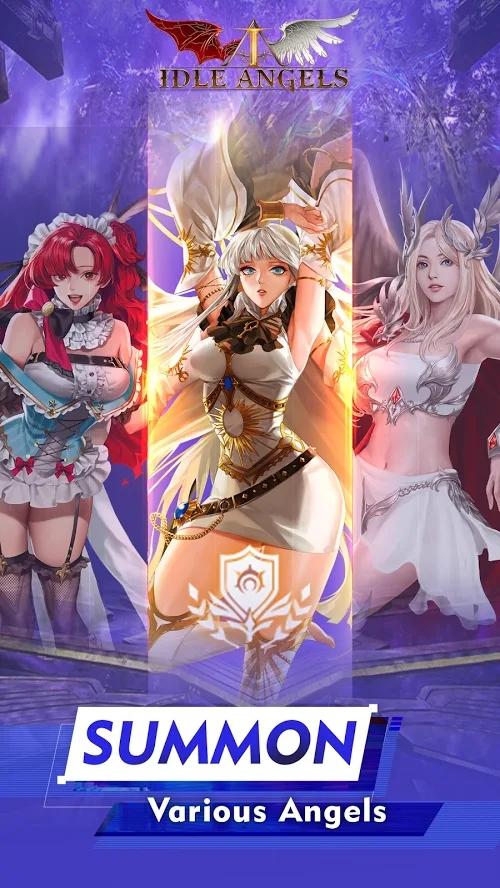 放置天使游戏截图