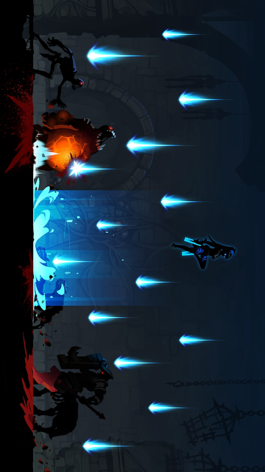 暗影骑士:传奇时代游戏截图