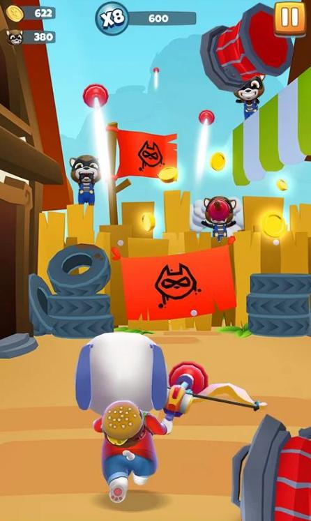 汤姆猫的爆炸公园游戏截图