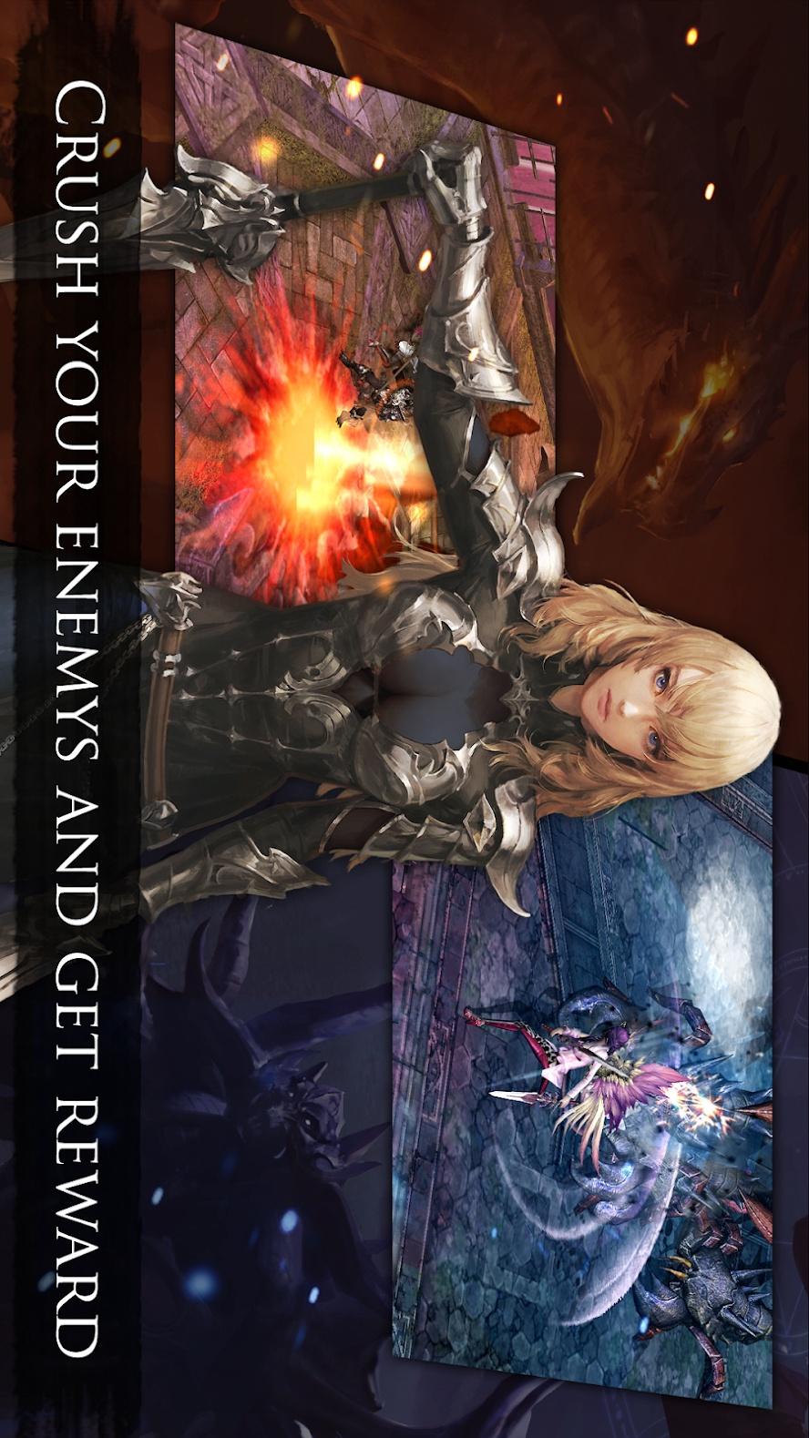 暗影之血游戏截图