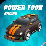 强力赛车竞速图标