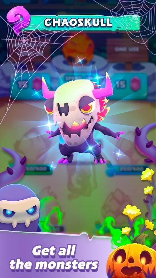 怪物传说游戏截图