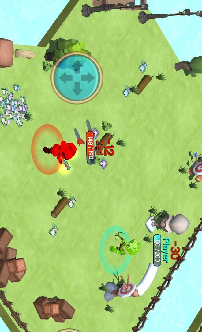 虫虫竞技场游戏截图