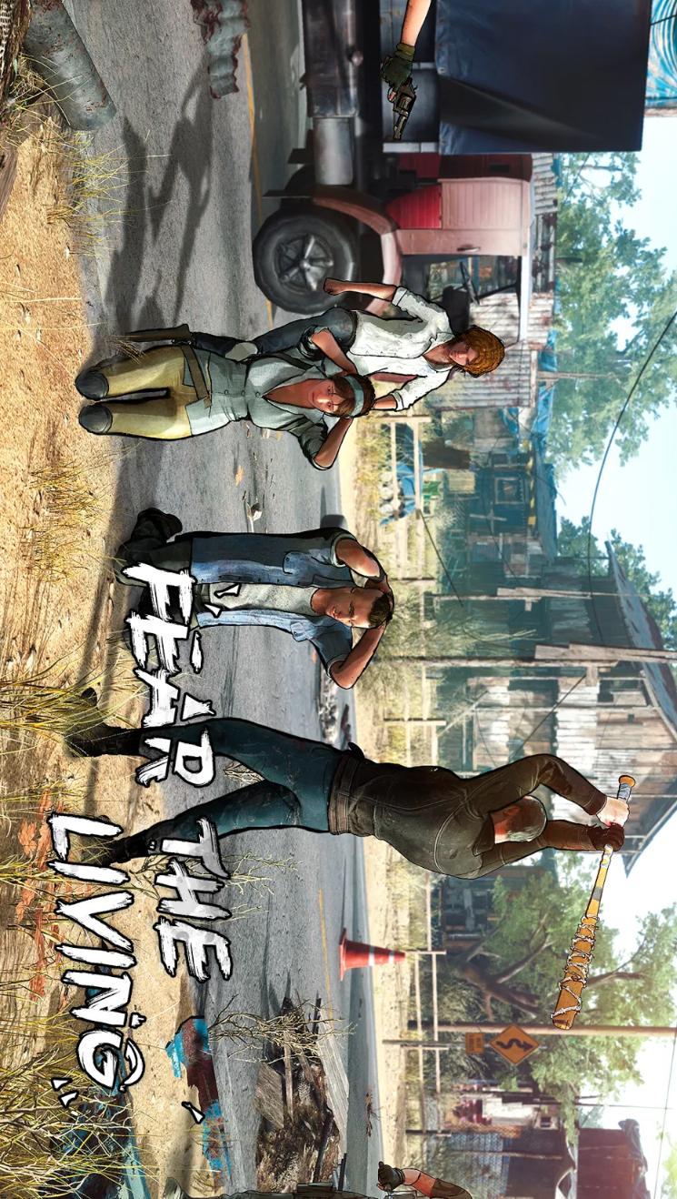 行尸走肉:生存者游戏截图