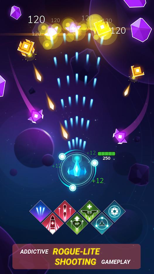 太空射击大赛游戏截图