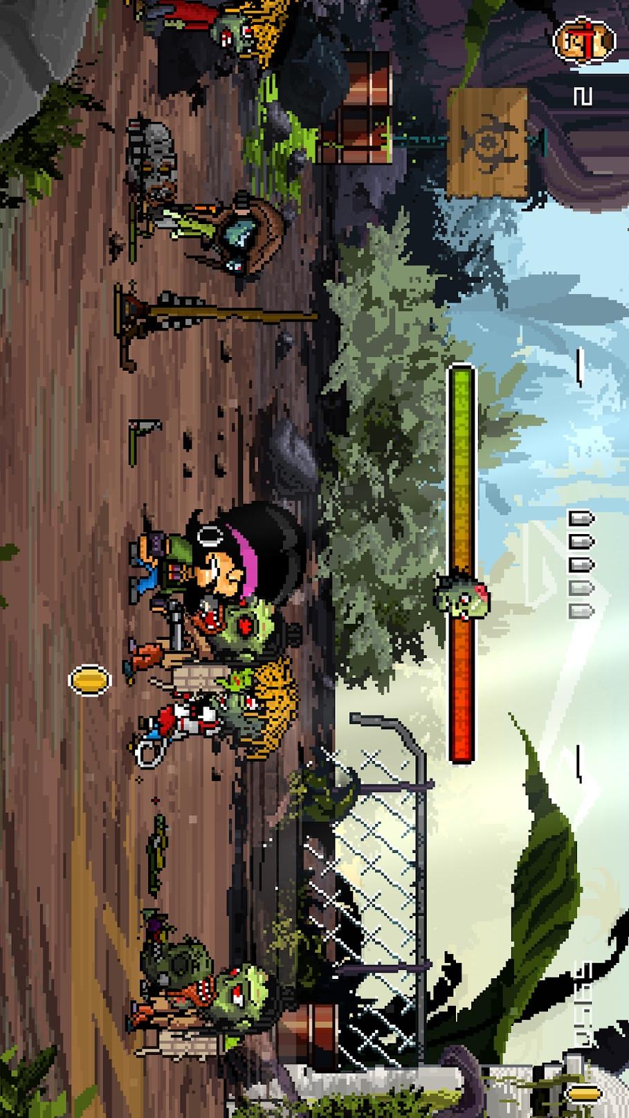 僵尸突击队游戏截图