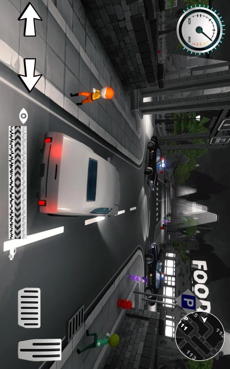 火柴人小偷模拟器游戏截图
