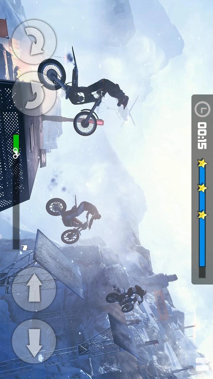 摩托车特技大师游戏截图