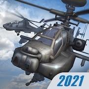 现代战争直升机图标