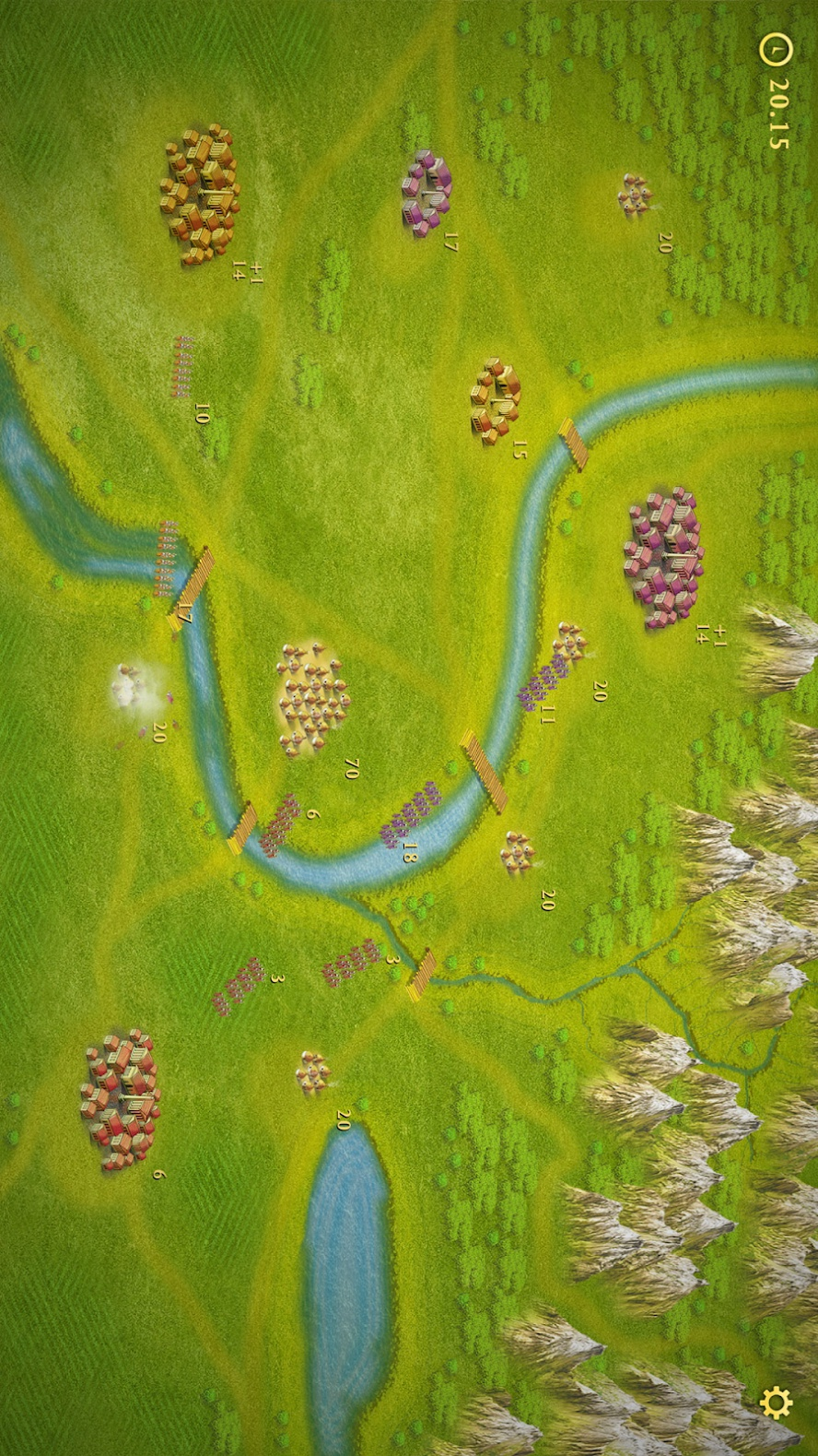 罗马帝国游戏截图