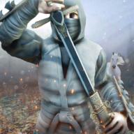 忍者刺客格斗图标