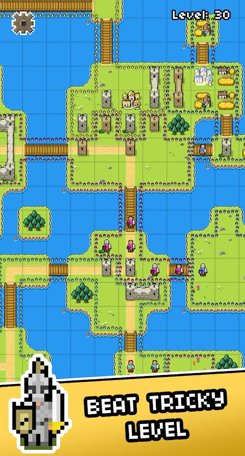 岛屿帝国:回合制策略游戏截图