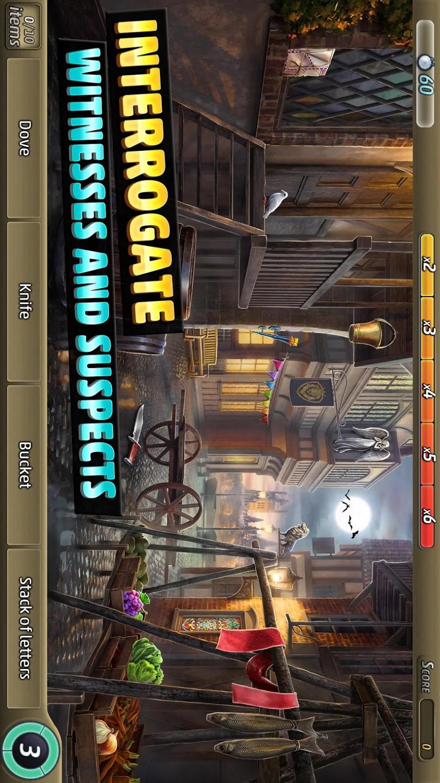 刑事案件:时空旅行游戏截图