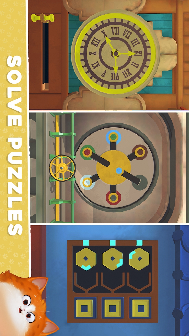 时间猫游戏截图