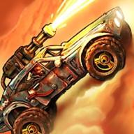 公路勇士:战斗赛车图标