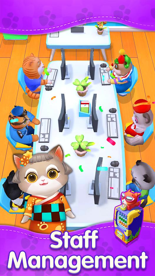 猫咪消消消游戏截图