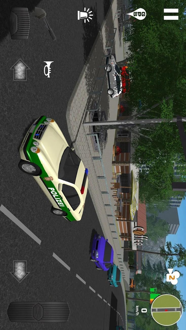 警察巡逻模拟器游戏截图