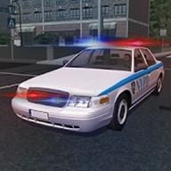警察巡逻模拟器图标