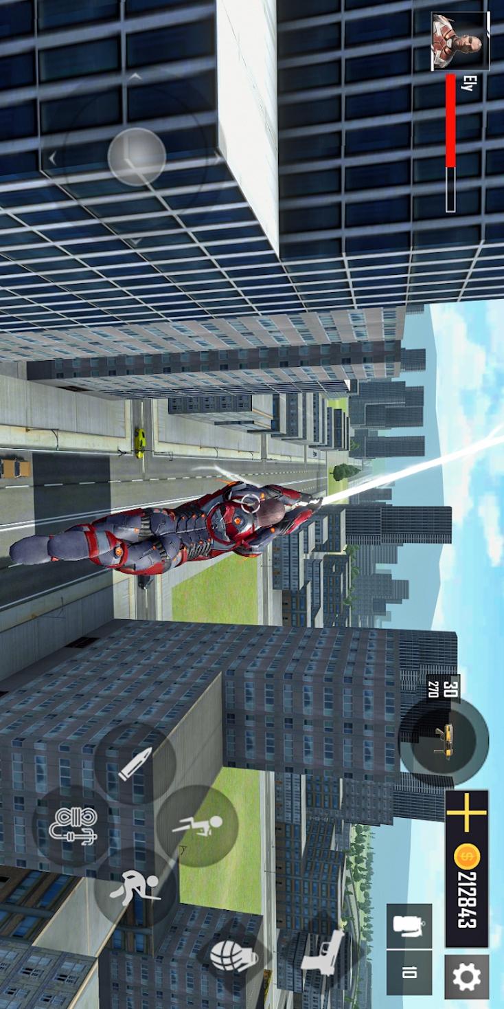 超级英雄罪恶都市游戏截图