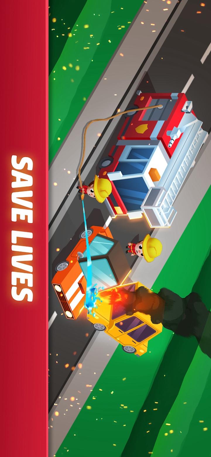 消防员大亨游戏截图