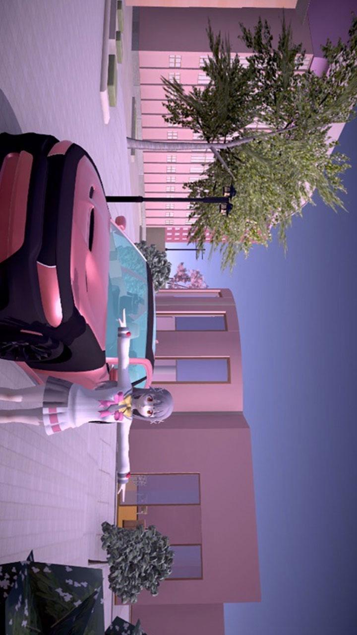 樱花校园之恋游戏截图