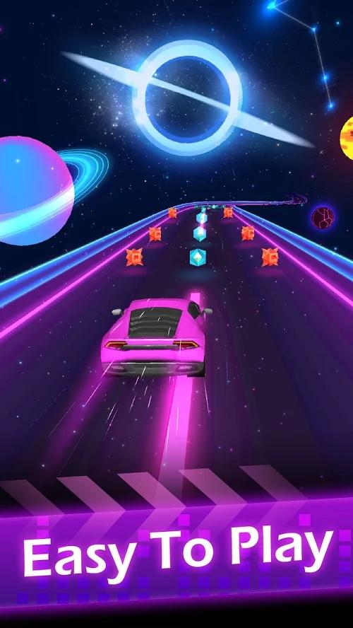 节奏赛车游戏截图