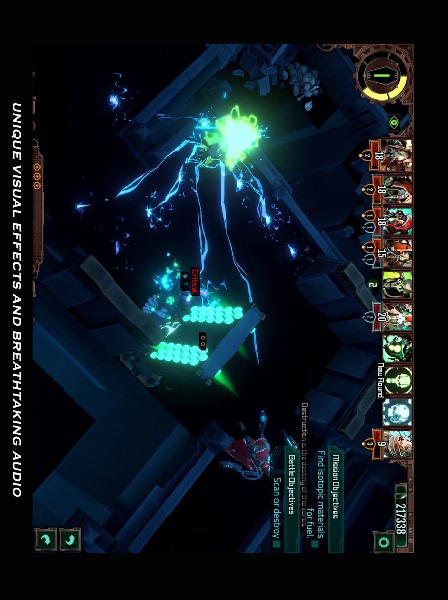 战锤40k:机械神教游戏截图