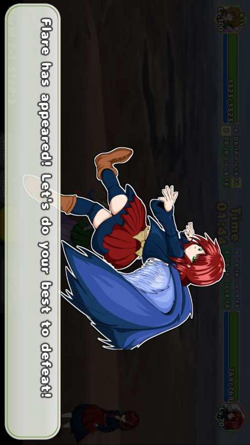 精灵格斗游戏截图
