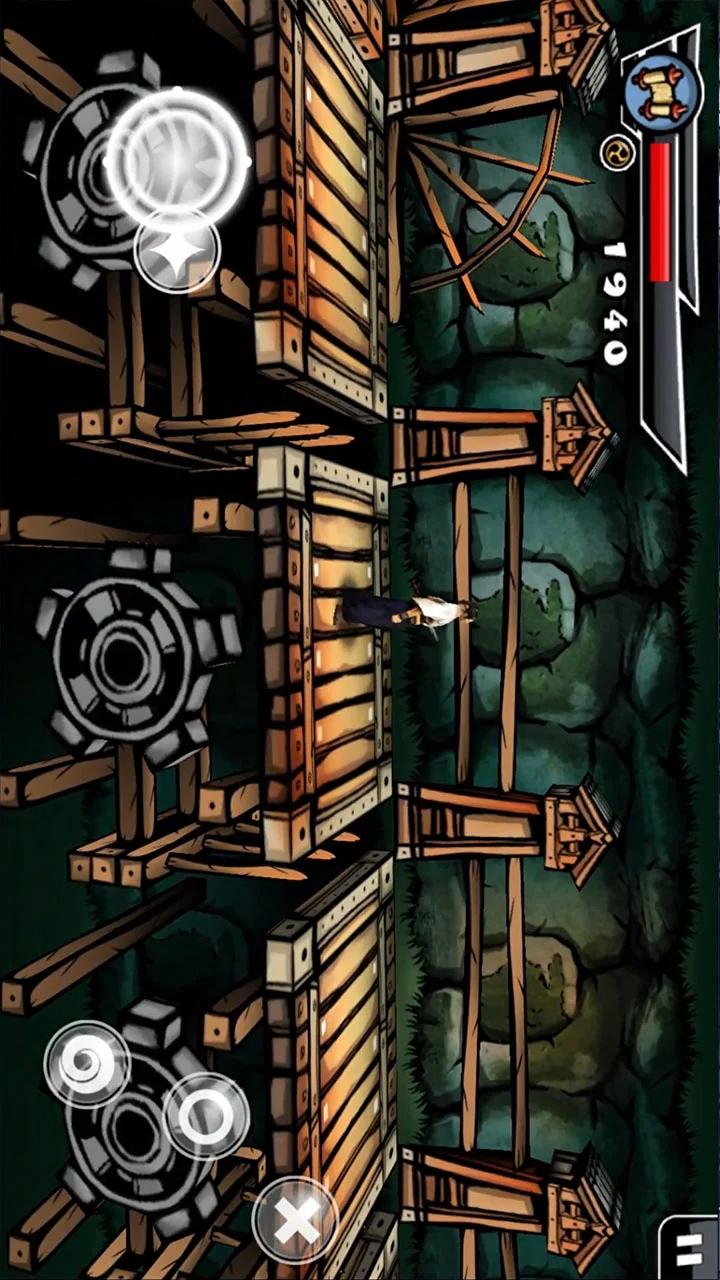 武士复仇游戏截图