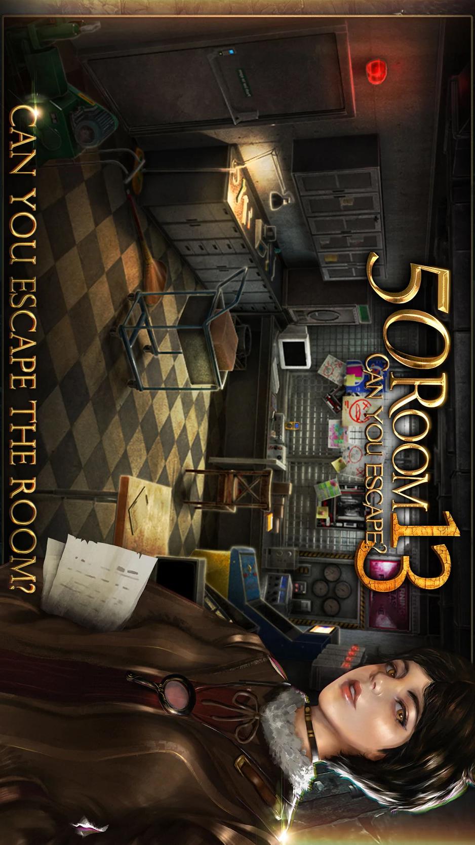 密室逃脱:挑战100个房间13游戏截图