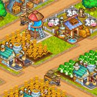 蒸汽小镇:农场与战斗图标