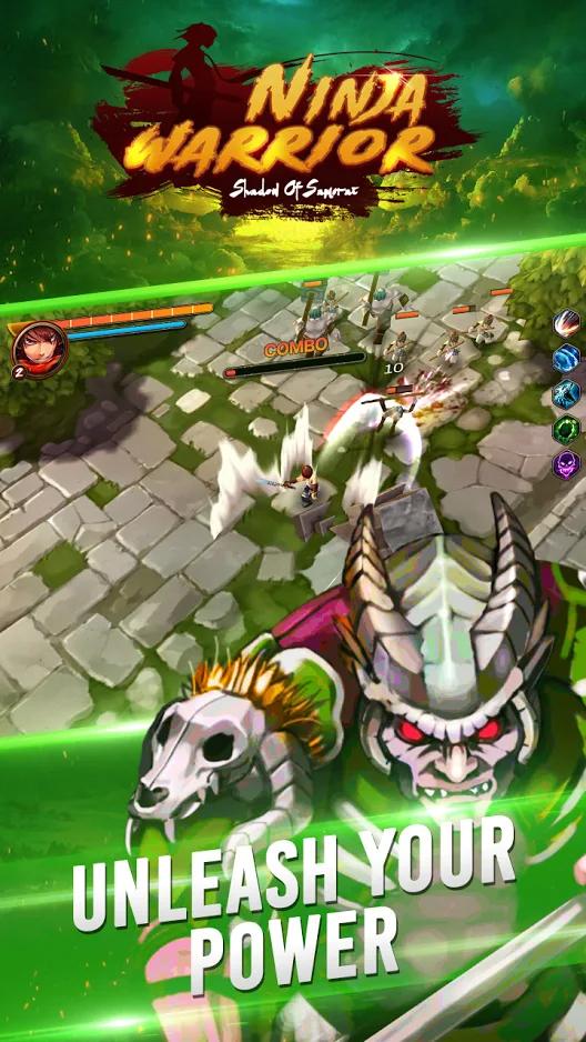忍者武士之影游戏截图