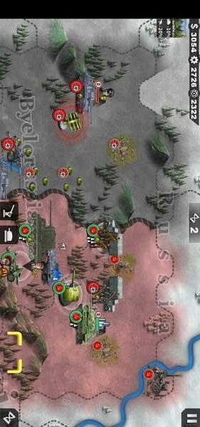 世界征服者4:荣光魔改版游戏截图